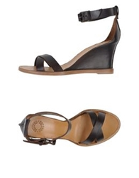 Buttero Sandals Dark Brown