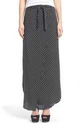 Women's Minkpink 'Mess' Wrap Front Maxi Skirt