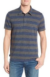 Men's Jack Spade 'Keaton' Trim Fit Stripe Polo