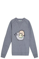 Kenzo Moon Splash Sweater Charcoa