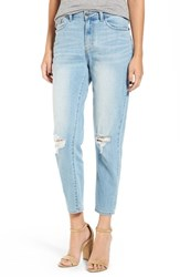 Women's Bp. Distressed High Rise Jeans