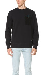 Penfield Elkhead Sweatshirt Black