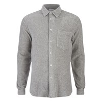 Our Legacy Men's Terry Shirt Grey Melange