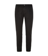 Boss Slim Fit Rice Chinos Black