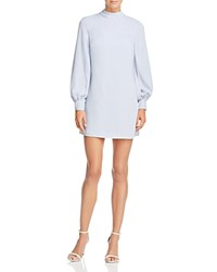 Keepsake Irreplaceable Mini Dress Pastel Blue