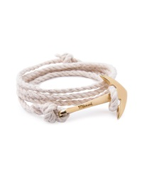 Miansai Anchor Rope Bracelet Natural