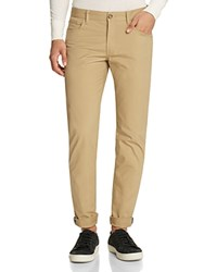 Original Penguin Five Pocket Slim Fit Pants Kelp