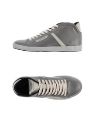 Momo Design High Tops And Trainers Grey