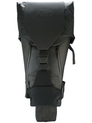 Y 3 Oversized Backpack Black