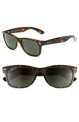 Ray Ban Women's 'New Small Wayfarer' 55Mm Polarized Sunglasses