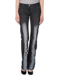 X's Milano Denim Denim Trousers Women