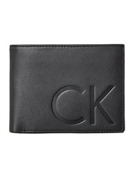 Calvin Klein Finn Coin Pocket Wallet Black