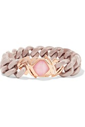 Stephen Webster Forget Me Knot 18 Karat Rose Gold Pink