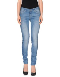 Vero Moda Denim Denim Trousers Women Blue