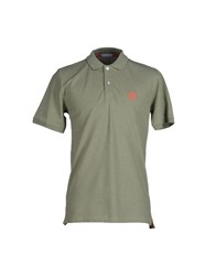 Selected Homme Topwear Polo Shirts Men Brick Red