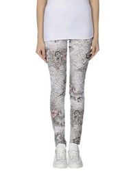 Patrizia Pepe Trousers Leggings Women Grey