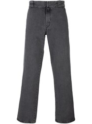 Gosha Rubchinskiy Loose Fit Jeans Grey