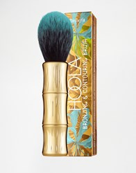 Benefit Hoola Bronzing And Contouring Brush Bronzing And Contour Clear