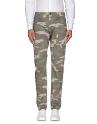 Reign Trousers Casual Trousers Men Green