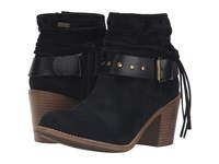 Roxy Dallas Black Women's Boots