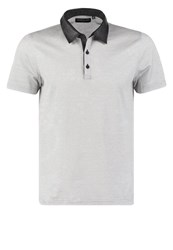 Kenneth Cole Diamand Polo Shirt Black