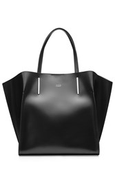 Steffen Schraut East Village Trapez Shopper Black