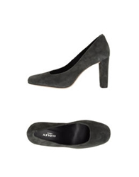 Audley Pumps Grey