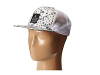 Volcom Statement Hat Wild Flower Caps White