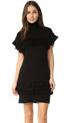 Rachel Zoe Teegan Sweater Dress Black