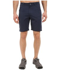 Royal Robbins Convoy Utility Shorts Deep Blue Men's Shorts