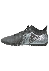 Adidas Performance X 16.1 Cage Astro Turf Trainers Core Black Solar Red
