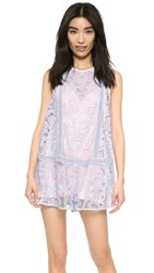 Alice Mccall Baby I Am Amazed Playsuit Powder Blue