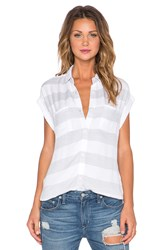 Rails Britt Button Down White