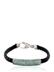 Hellmuth Mystic Collection Bracelet Blue Topaz