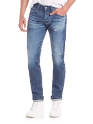 Ag Jeans Distressed Faded Jeans Twelve Year Jensen