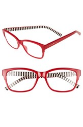 Kate Spade Women's New York 'Tenil' 52Mm Reading Glasses Milky Red