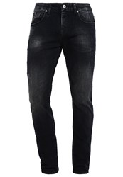 Ltb Joshua Slim Fit Jeans Alfonse Wash Black Denim