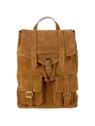 Proenza Schouler Ps1 Suede Backpack