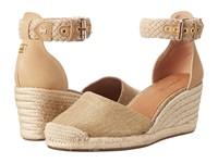 Sperry Valencia Canvas Gold Women's Wedge Shoes