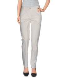 Laurel Trousers Casual Trousers Women White