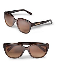 Vince Camuto 57Mm Cats Eye Sunglasses Brown