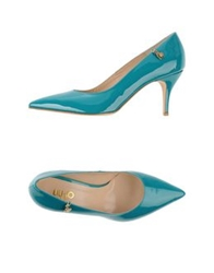 Liu Jo Shoes Pumps Turquoise