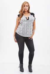 Forever 21 Stretch Fit Classic Skinny Jeans