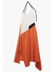 Rejina Pyo Kate Halter Dress Orange