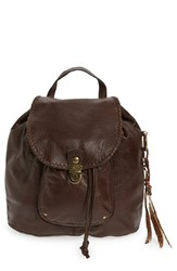 Patricia Nash 'Casape' Leather Backpack