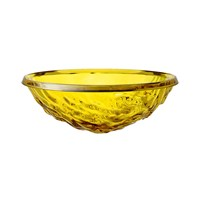 Kartell Moon Bowl Yellow