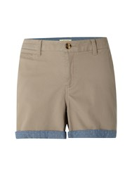 White Stuff Aztec Short Neutral