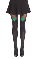 Women's Pretty Polly 'Christmas Tree' Tights