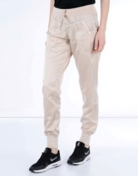 Deha Trousers Casual Trousers Women Beige