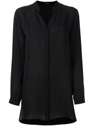 Etro Relaxed Button Down Shirt Black